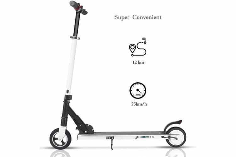 Magic Vida Pliable trottinette électrique