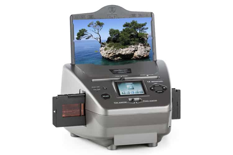 OneConcept 979GY scanner diapositive