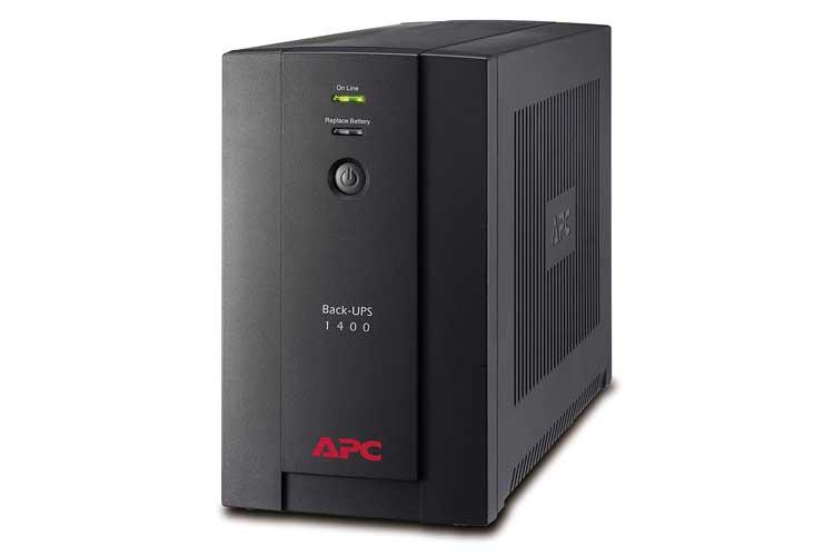 APC Back-UPS BX – BX1400U-FR onduleur