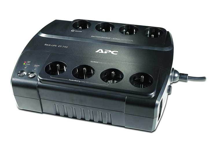 APC Back-UPS ES – BE700G-FR onduleur