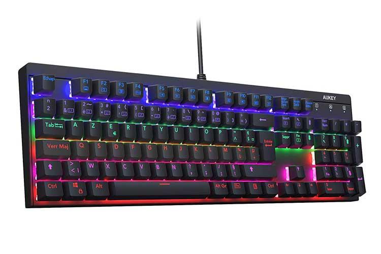 AukeyKM-G6 clavier mécanique