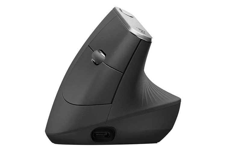 LogitechMX Vertical souris ergonomique