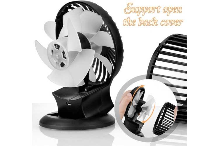 Mture Mini Ventilateur de Bureau avis