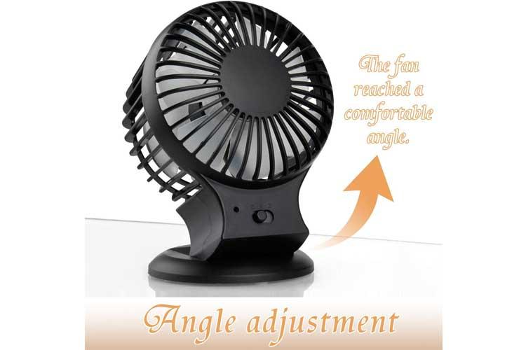Mture Mini Ventilateur de Bureau test