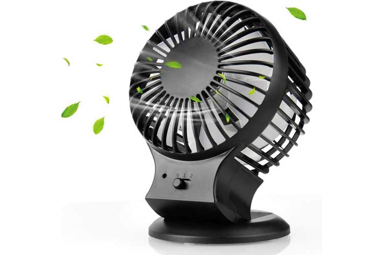 Mture Mini Ventilateur de Bureau ventilateur USB