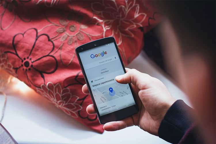 creer ajouter compte Google Android