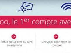 CIC et Crédit Mutuel proposent un compte bancaire associé à un forfait mobile 50 Go