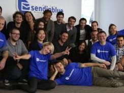#Marketing : SendinBlue lève 30 millions d'euros pour convaincre de nouveaux partenaires