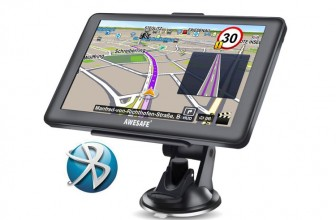 AWESAFE GPS Voiture : un GPS multifonction