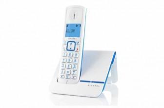 Alcatel Versatis F230 : le confort et la simplicité dans un téléphone