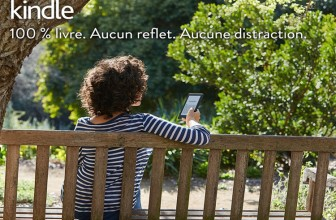 Amazon Kindle : la version la plus simpliste de liseuse d'Amazon