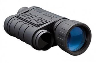 Bushnell 260150 : la monoculaire à vision nocturne des chasseurs de nuit