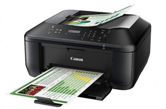 Canon Pixma MX475 : une imprimante Wifi pour vos travaux d'impression