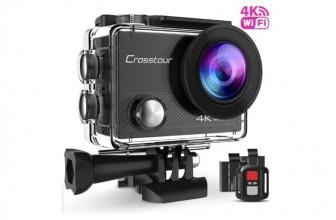 Crosstour CT9000 : une petite caméra sportive avec une image plus que correcte