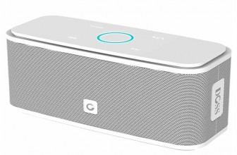 Doss SoundBox blanc : pourquoi choisir cette enceinte Bluetooth?