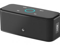 Doss SoundBox noire : une enceinte Bluetooth moderne