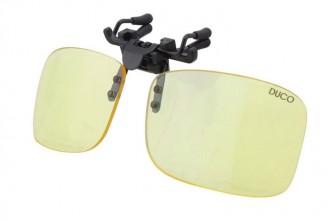 Duco 8012-FR : test complet et avis sur cette paire de lunettes anti-lumière bleu très originale