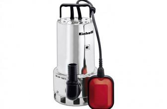 Einhell GC-DP 1020 N : quels arguments pour acheter cette pompe à eau?