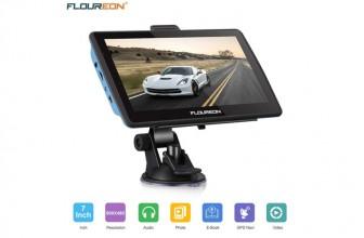Floureon GPS Voiture : un GPS à petit prix
