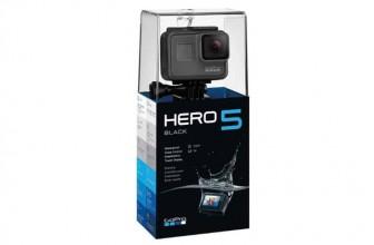 GOPRO Hero 5 Black : le modèle incomparable dans le monde du visuel
