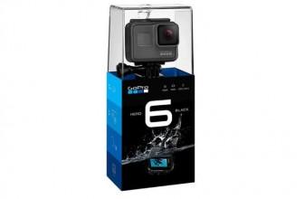 GOPRO Hero 6 Black : le nouveau modèle GoPro, une qualité irréprochable