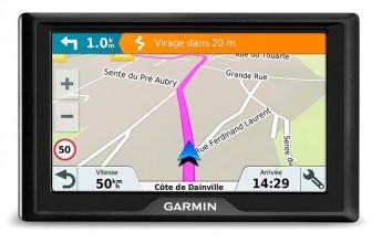 Garmin Drive 50 LM SE Plus : un GPS d'entrée de gamme performant