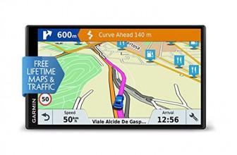 Garmin DriveSmart 61 LMT-S : un GPS pour les grands véhicules