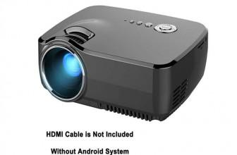 Honyi GP70 : achetez un vidéoprojecteur LED à un très bon prix
