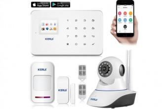 KERUI G18 – alarme maison : une sécurité supplémentaire à ne pas manquer