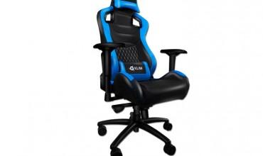 KLIM 1st : une chaise gamer très haut de gamme
