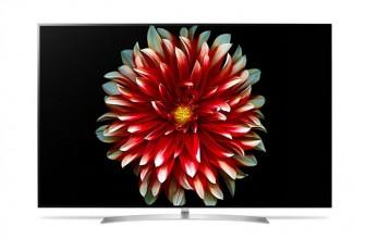 LG OLED55B7V : un téléviseur OLED brillant de chez LG