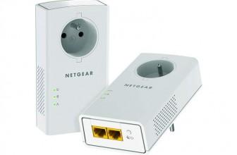 NETGEAR PLP2000-100FRS : choisissez un CPL avec un débit exceptionnel