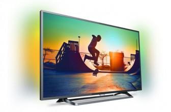 Philips 55PUS6262/12 : le téléviseur LCD 4K à prix mini