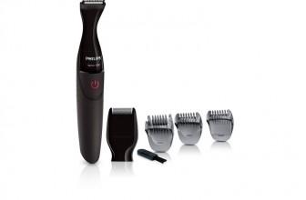 Philips MG1100/16 : une tondeuse à barbe multistyle au meilleur prix
