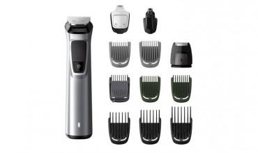 Philips MG7710/15 : une tondeuse à barbe multifonction 12 en 1