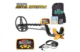 SHUOGOU MD-6350 : le détecteur de métaux professionnel à haut niveau de sensibilité
