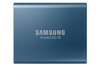 Samsung Portable SSD T5 : les bonnes raisons de choisir ce disque dur externe
