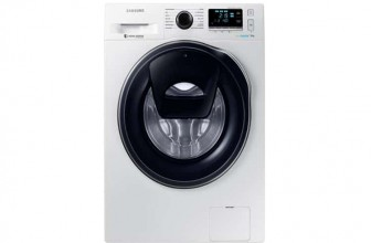 Samsung WW90K6414QW : lave-linge hublot connecté performant