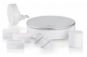 Somfy Home Alarme maison : une sécurité proactive