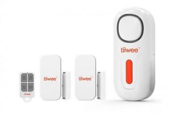 Tiiwee Home Starter : soyez calme et serein avec une alarme maison de qualité
