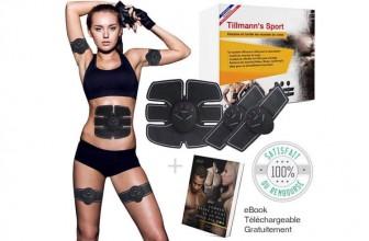Tillmann's Sport Electrostimulateur : test et avis de la rédaction sur ce modèle