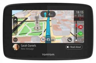 TomTom GO 520 : optez pour un GPS complet