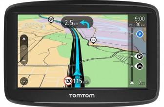 TomTom START 42 : un GPS renfermant l'essentiel de la navigation