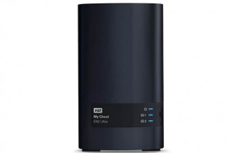 WD My Cloud EX2 Ultra NAS 4 To : sauvegardez facilement vos fichiers