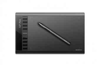 XP-Pen Star03 : dessiner et créer en douceur et avec précision
