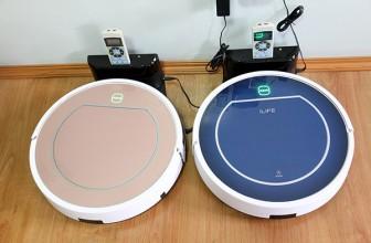 iLife A6 – test du nouvel Aspirateur robot low-cost