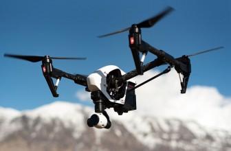 Législation drone avec Caméra en France