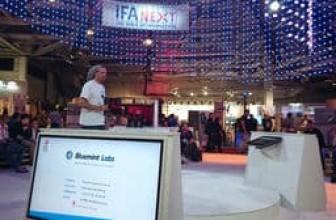 """[IFA 2017] La French Tech bien placée dans le nouveau pavillon """"IFA Next"""""""